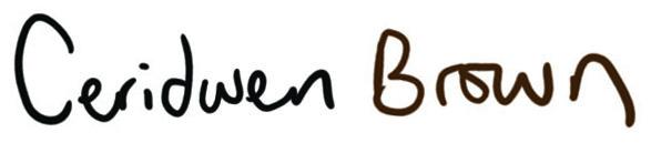 Ceridwen Brown